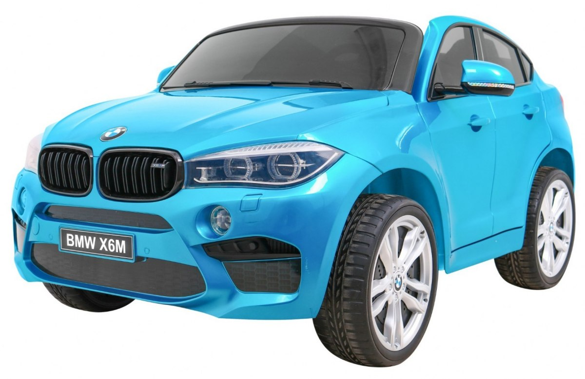 Elektrické autíčko BMW X6 M , dvojmiestny