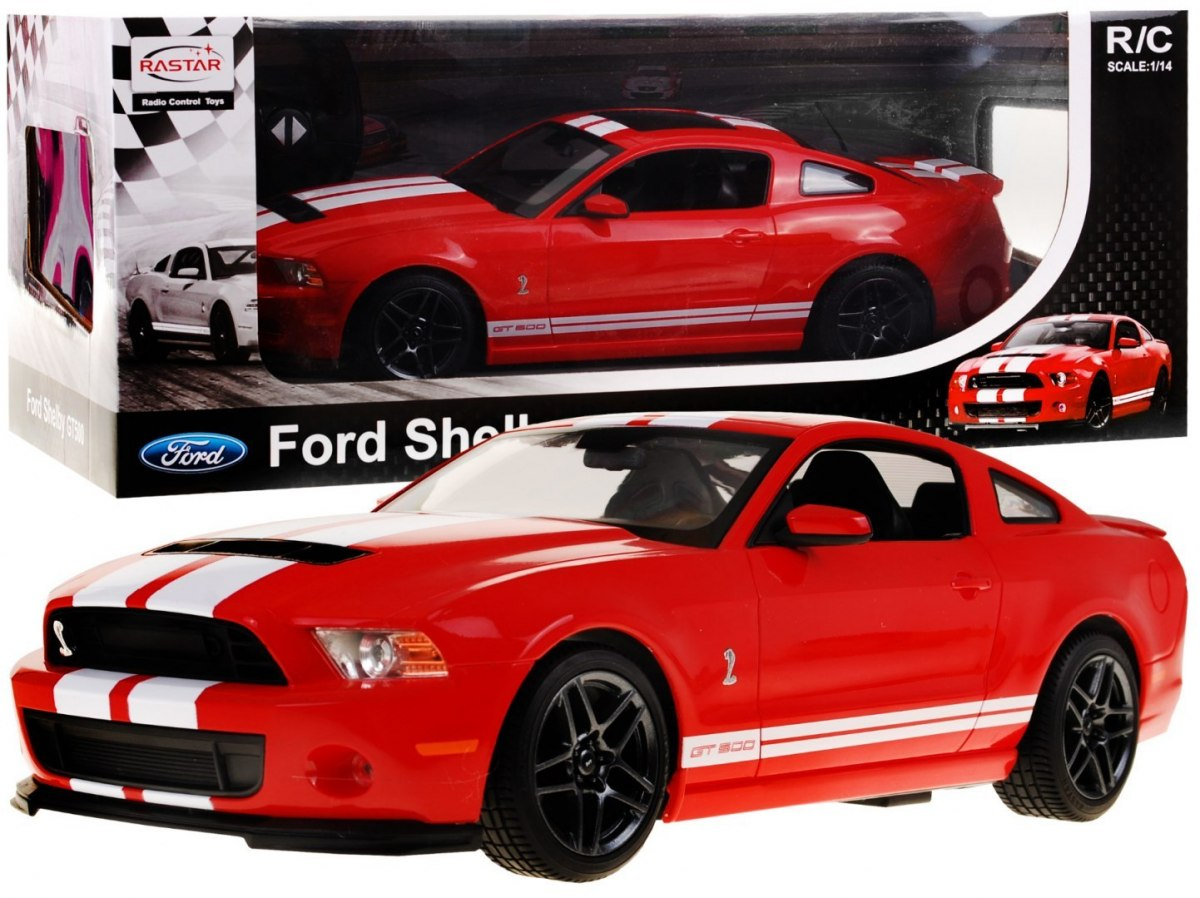 Ford Shelby Mustang GT500  1:14