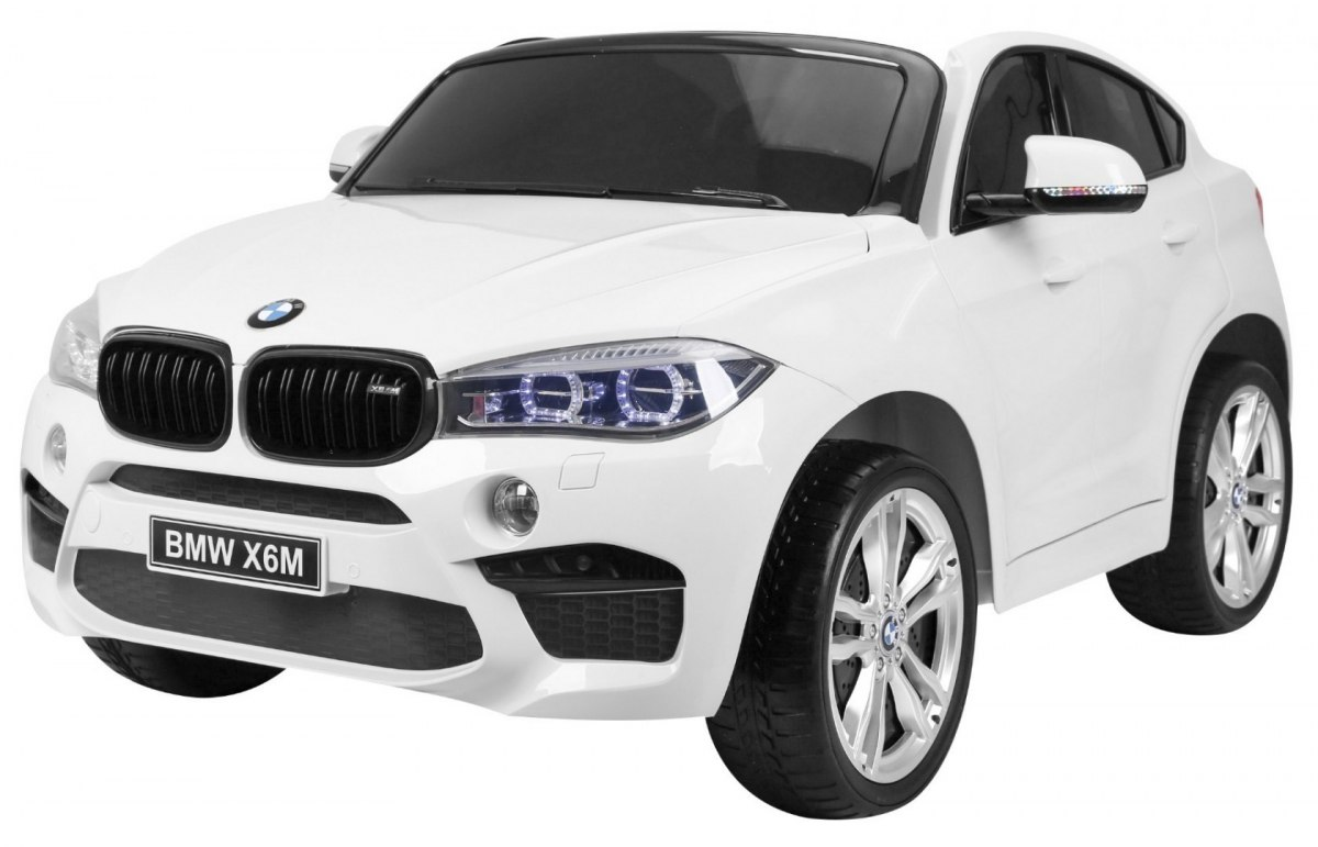 Elektrické autíčko BMW X6 M , dvojmiestne