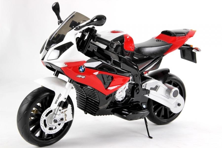 BMW S1000 elektrická motorka